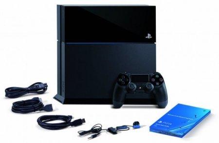 Фото комплектации Sony PlayStation 4