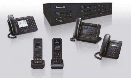 Оборудование Panasonic для IP телефонии