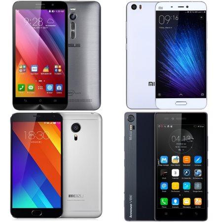 Крутые телефоны недорого в магазине GearBest