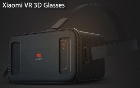 Очки виртуальной реальности Xiaomi VR Virtual Reality 3D Glasses со СКИДКОЙ