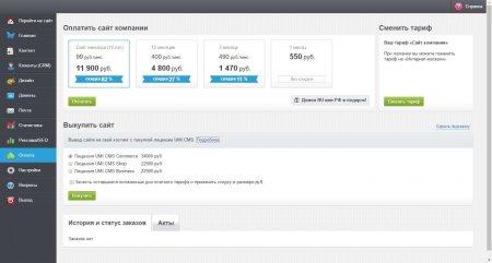 Оплата использования или выкуп сайта