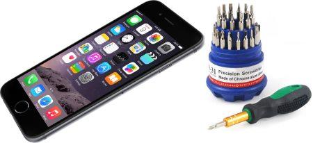 Стоит ли самостоятельно ремонтировать телефон?