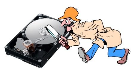 Что делать, если жесткий диск не определяется?