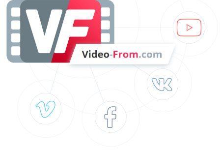 Программа для загрузки видео из YouTube — VideoFrom