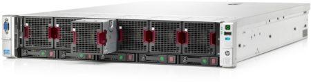 Стоечные серверы DL