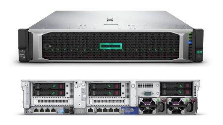 Особенности и характеристики серверов HPE Proliant
