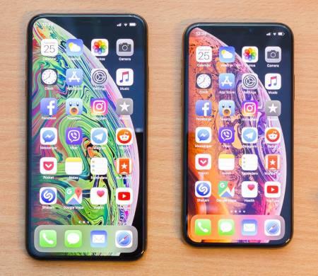 IPhone Xs и IPhone Xs Max фото