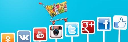 Интернет-магазин в социальных сетях