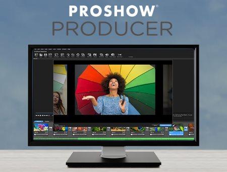 Программа для создания слайд-шоу ProShow Producer