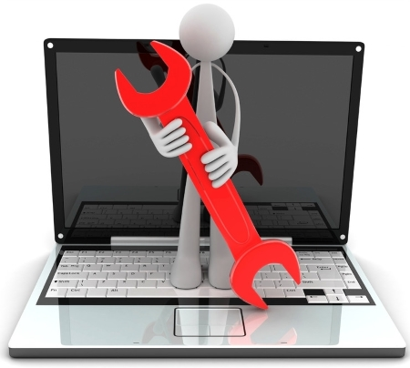 Ремонт ноутбука: что можно отремонтировать
