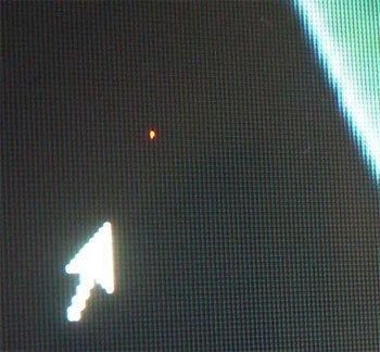 Битый пиксель на экране
