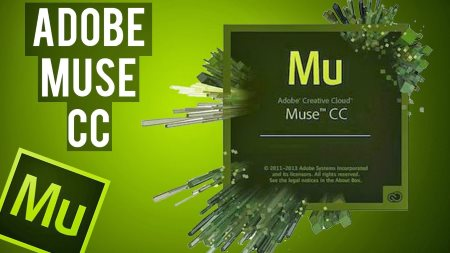 Программа для создания сайтов Adobe Muse