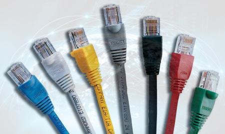 Какие существуют кабели для подключения интернета