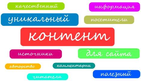 Способы уникализации текста